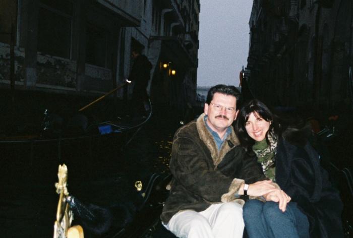 Venice Italy gondola stories