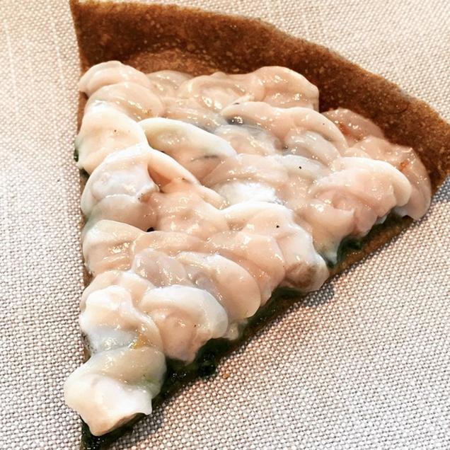 world's best restaurant Tokyo clam pie
