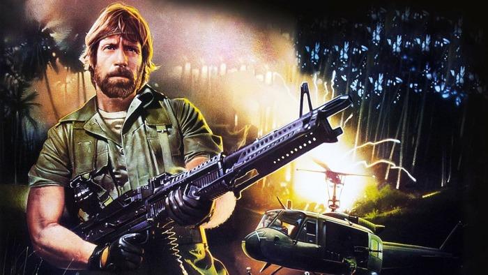Chuck Norris films