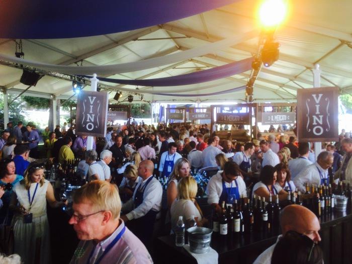 Napa wine auction 2015