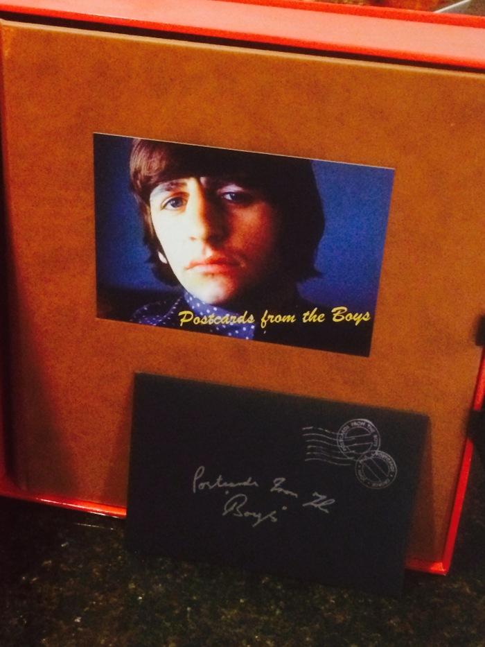 Ringo Starr Autograph