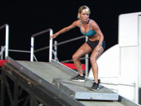 Sara Underwood Ninja Warrior