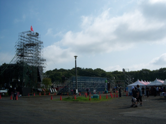 Japan's Ninja Warrior course