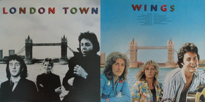 London Town Wings