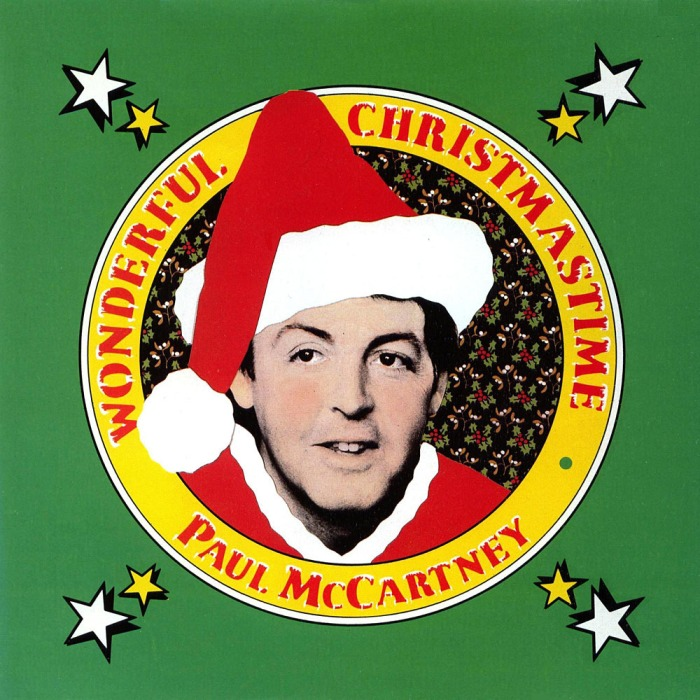 Paul McCartney christmas song