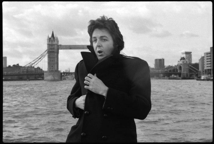 Paul McCartney London Town