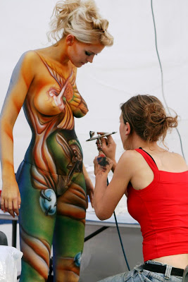 World Bodypainting Festival The Human Body As A Work Of Art Johnrieber