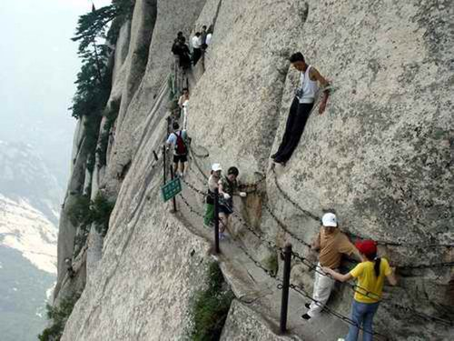 world's most dangerous hikes