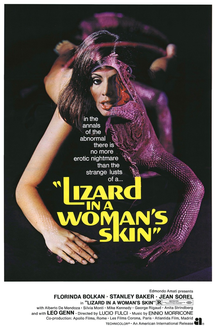 lizard_in_womans_skin_poster