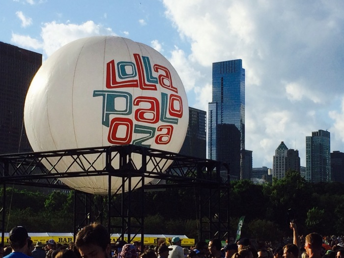 Lollapalooza 2015 band lineup