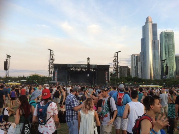 Lollapalooza 2015 bands