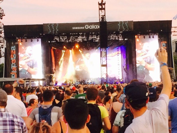 Lollapalooza 2015 Metallica