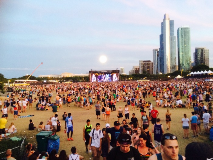 Lollapalooza Chicago 2015