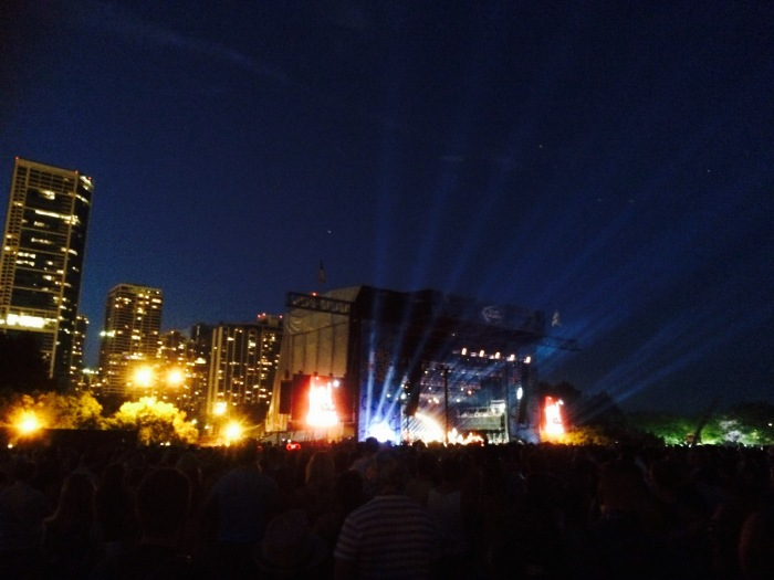 Lollapalooza night