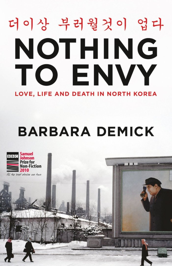 Nothing to Envy book