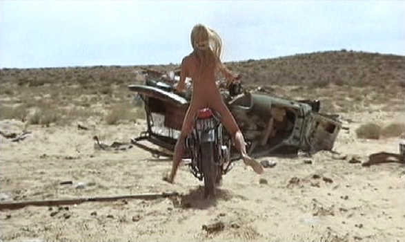 nudity Vanishing Point