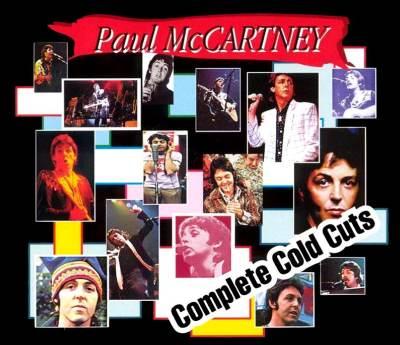 Paul McCartney unreleased songs