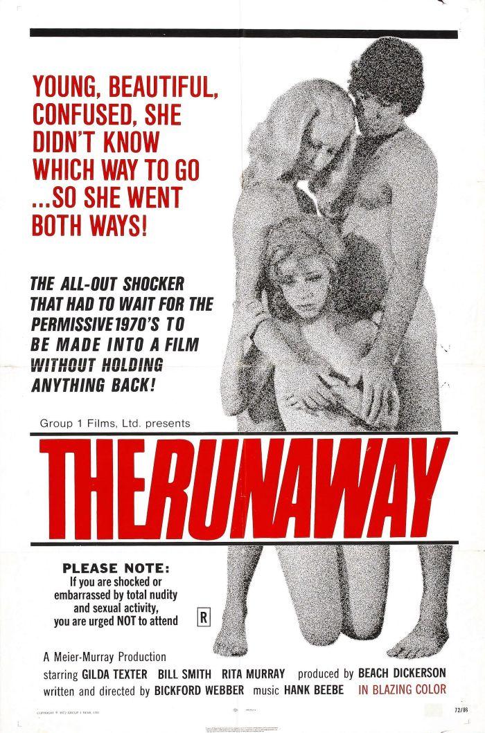runaway runaway poster