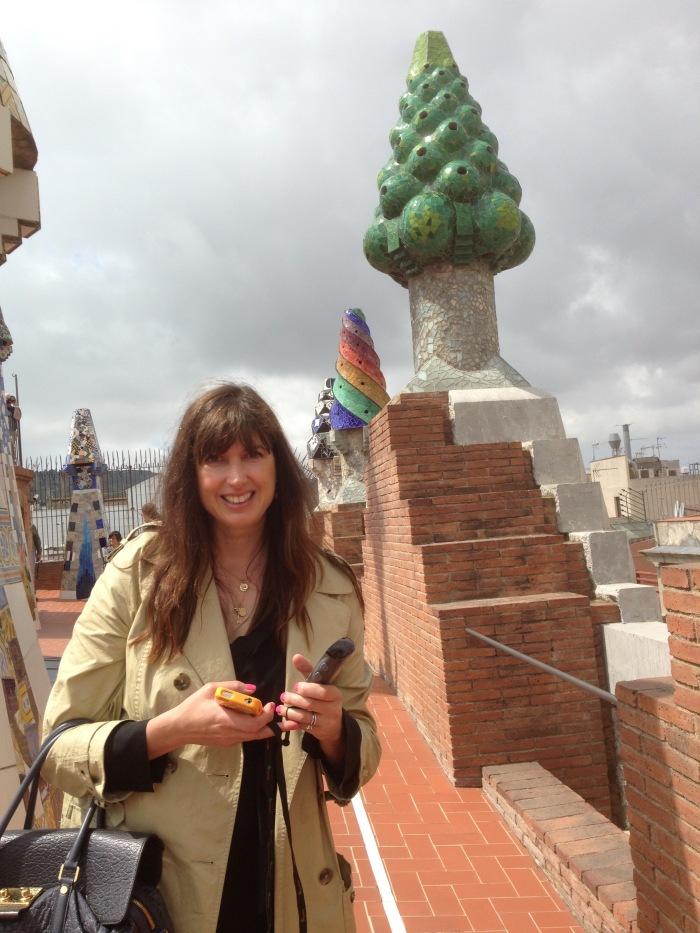 alex duda barcelona roof