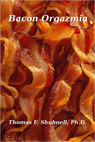 Bacon Orgazmia book