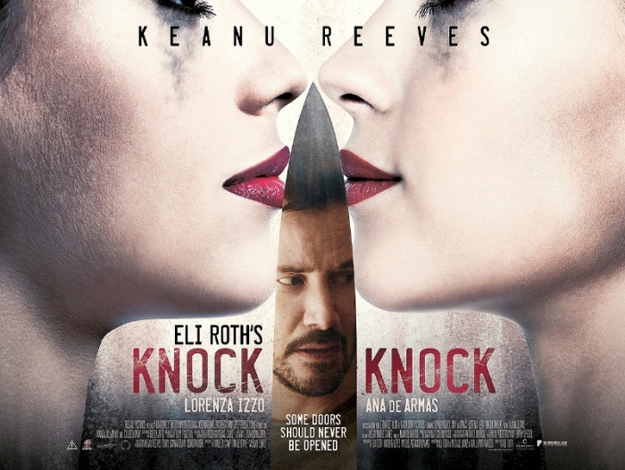 Knock KNock movie Keanu Reeves