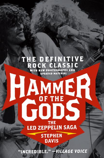 led-zeppelin hammer of the gods