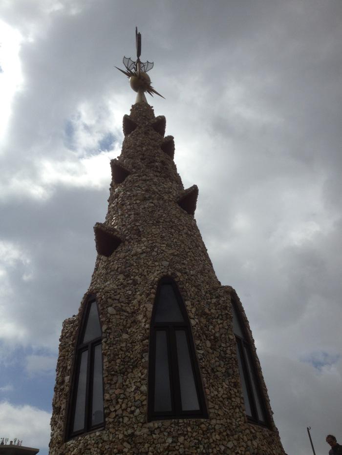 religious imagery barcelona
