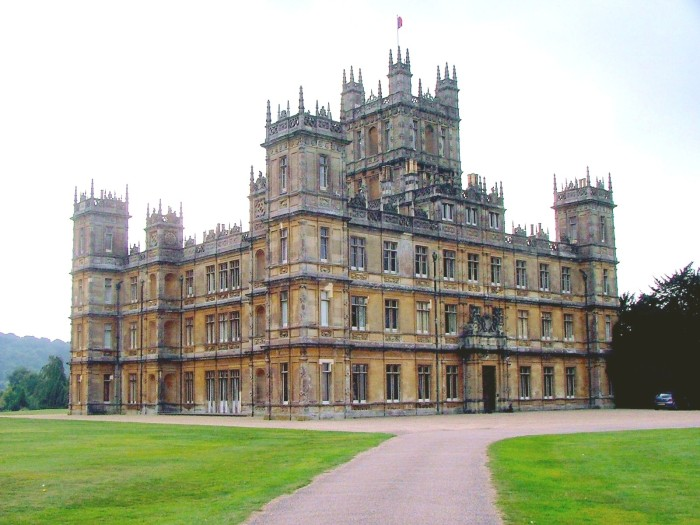 Secrets_Highclere
