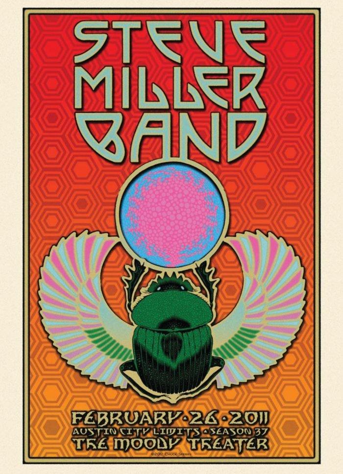 Steve Miller band live concert tour
