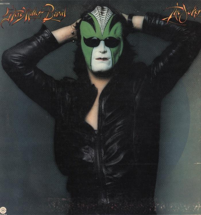 Steve Miller The Joker