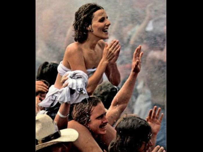 1969 Woodstock rare photos