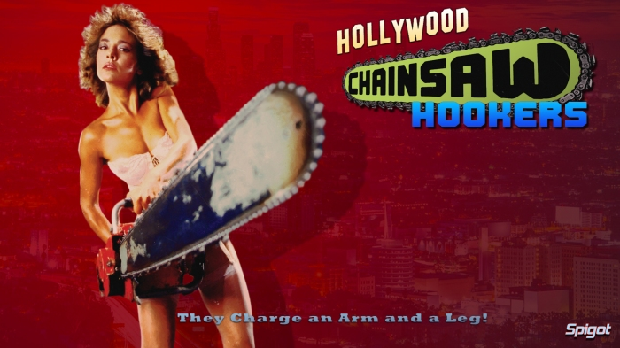 hollywood-chainsaw-hookers naked halloween