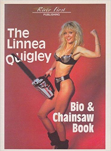 Linnea Quigley book