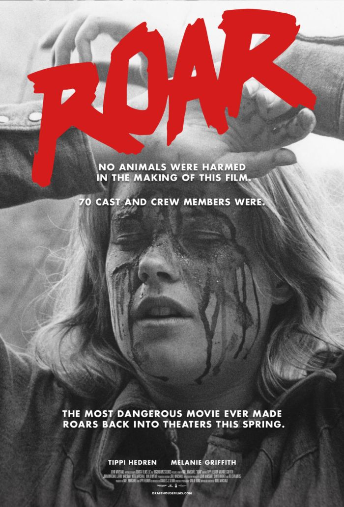 Melanie Griffith ROAR film