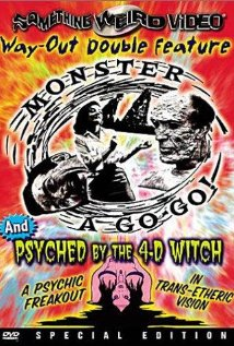 Monster A Go Go Psyched By The 4D Witch