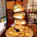 Monster Burger recipe