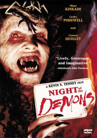 night of the demons horror
