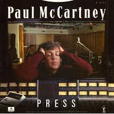 Paul mccartney press album
