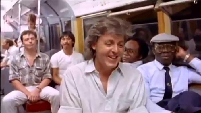 Paul McCartney Press song