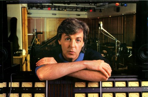 Paul McCartney Press song
