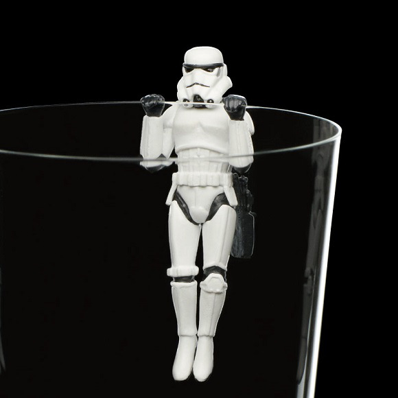 Star Wars cup clinger