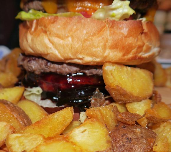 tokyo monster burger recipe