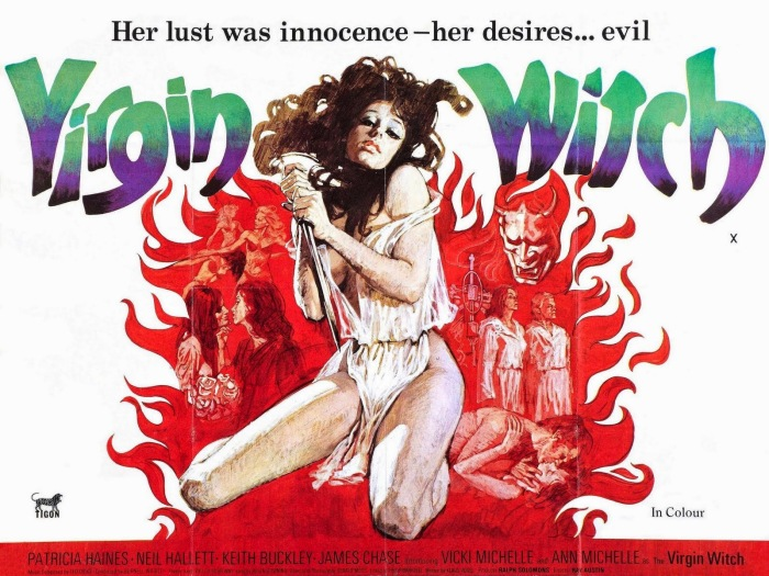 virgin-witch Poster