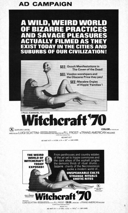 Witchcraft 70