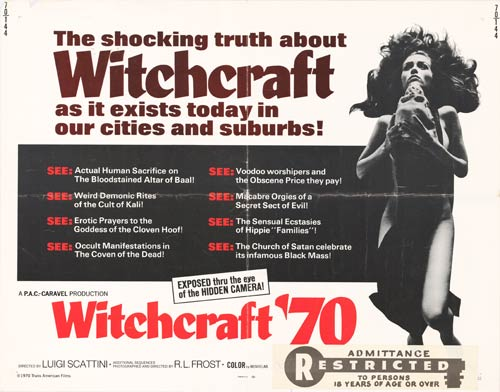 Witchcraft movie