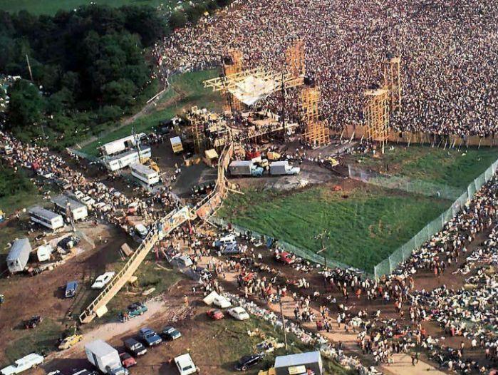 Woodstock festvial 1969