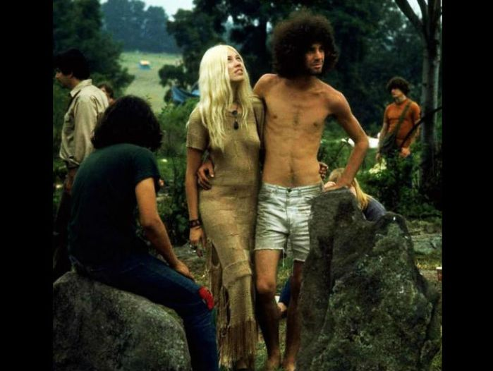 Woodstock music festival 1969