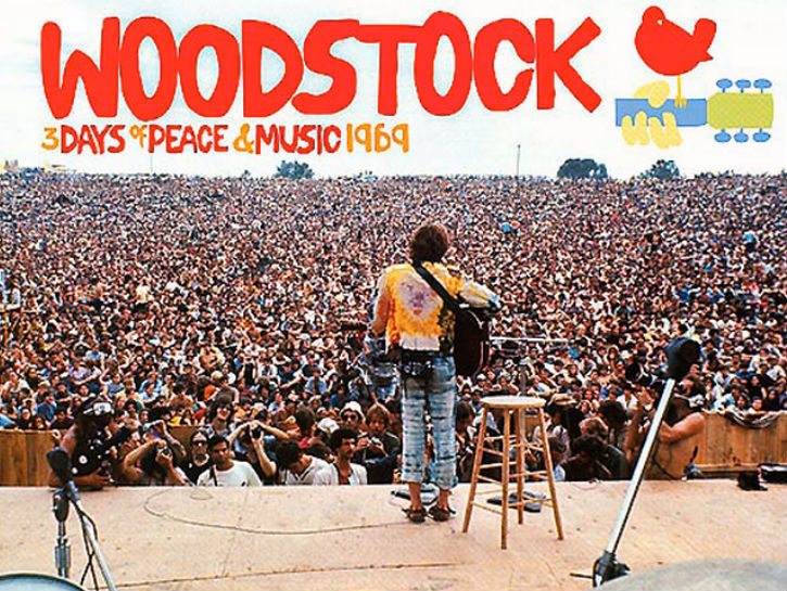 the cultural impact of the woodstock music festival to society The counter culture movement reached its heights in 1969, when young people attended the woodstock music and art festival at newyork the festival became a symbol of anti-war movement the festival was a mixture of hippie, pop and drug culture.