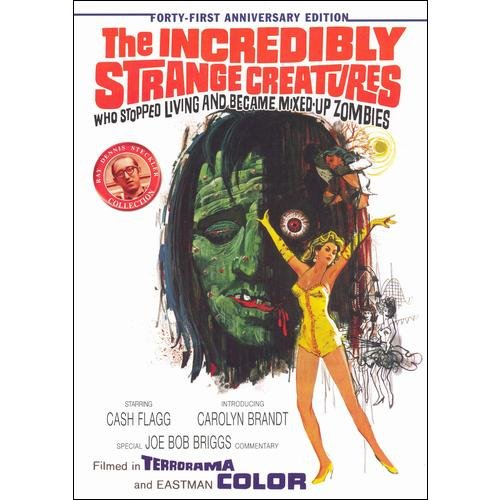 Incredibly strange creatures movie