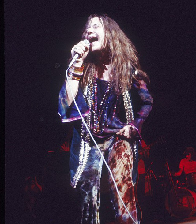 Janis Joplin at Woodstock no publication after December 31, 2009